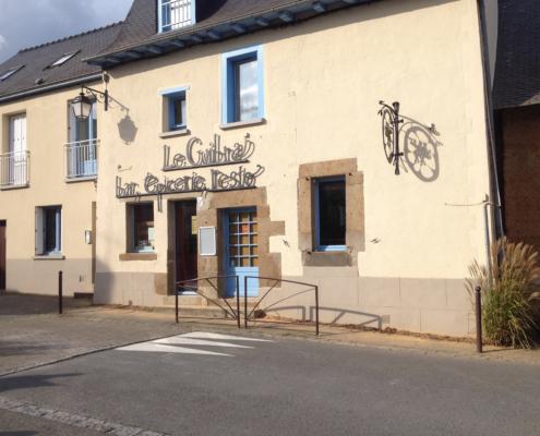 Photo du bar-épicerie-restaurant Le Guibra, à Saint-Sulpice-la-Forêt.
