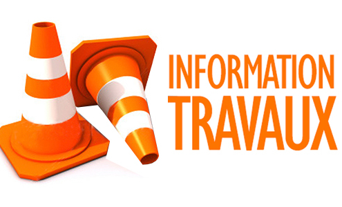 "Logo ""Information Travaux""."
