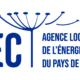 Logo de l'Agence locale de l'énergie et du climat du Pays de Rennes.