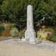 Déplacement du Monument aux Morts.